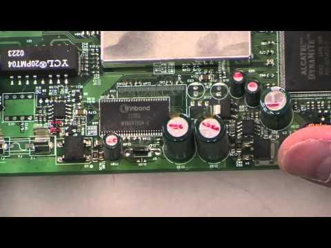 SpeedStream DSL Modem: Equipment Autopsy #36