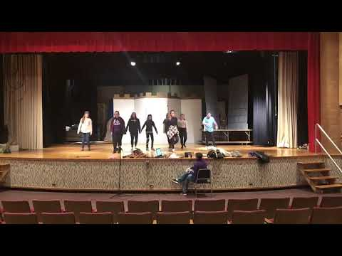 What's Up Duloc part 2 (Duloc Dancers) practice video// Seitz Middle School