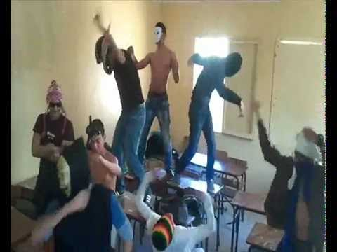 Harlem Shake Made in Cherchell , Nouveau Lycée