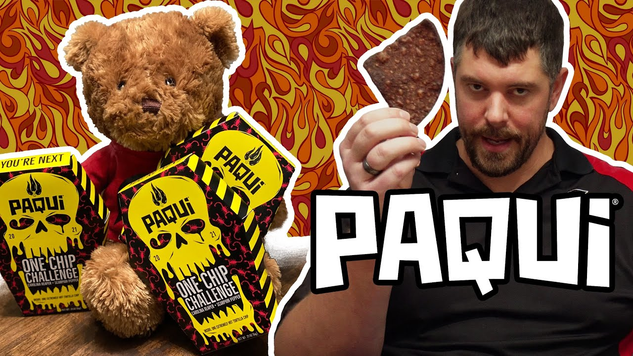 Download Spicy Paqui One Chip Challenge 2021 w/ Randy Santel Q&A!!