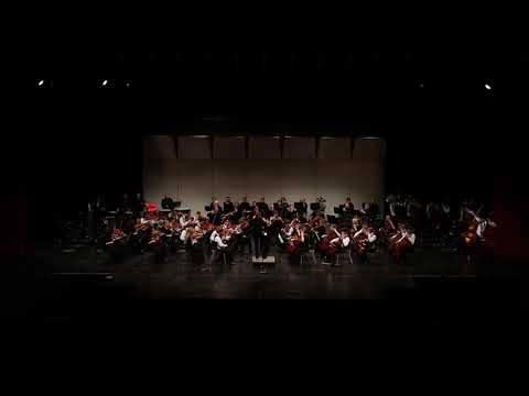2017 Fall Phil 4, Firework Music (G.F. Handel/Philip Gordon)