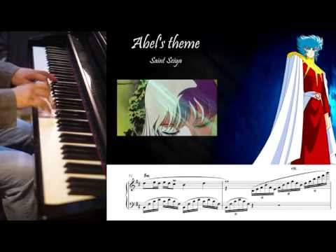 Saint Seiya-Abel's Theme-Decision Of Destiny- piano cover