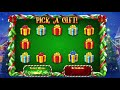 Gambino Slots unwraps Christmas Eve - NEW Slots Machine