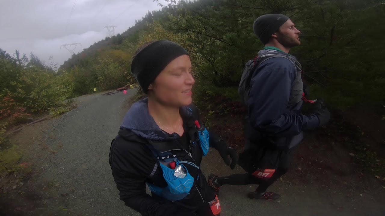 Pushing my limits with a 35-mile ultra-marathon race in Whistler, Canada