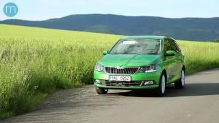 Škoda Fabia Combi (3.díl pořadu ZA VOLANTEM)
