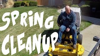 2 Hour Spring Cleanup
