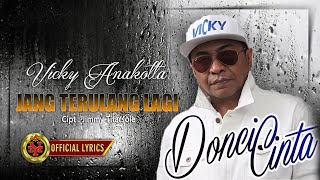 #LaguAmbon VICKY ANAKOTTA    JANG TERULANG LAGI - (Official Lyric)