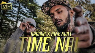 TIME NAI : KAADAR FT. KING SAIFI (PROD. BY Lytton Scott).