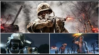Call of Duty вернут к своим корням, анонс чего-то похожего на Ведьмака | Игровые новости
