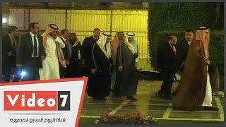 توافد وزراء الخارجية العرب على الجامعة العربية لحضور إجتماع حلب