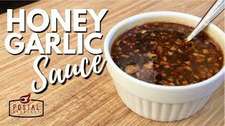 Honey Garlic Sauce Re¢ipe - How to Make Honey Garlic Sauce Easy