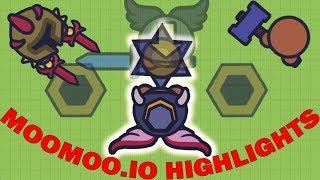 Moomoo.io Highlights - The Highlights of Highlights (Moomoo.io Highlights Best Highlights 2019)