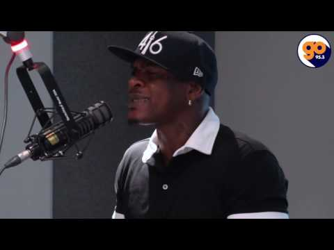 """Chris Lawrence & Mr.  Vegas Preform """"Out The Window"""" Live In Go 95.3 Studio"""