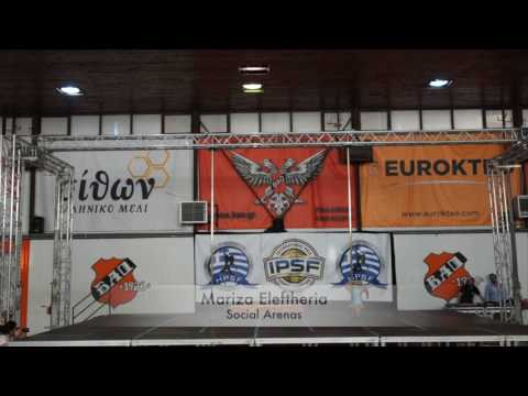 Elefteria Mariza - Hellenic Pole Sport Federation