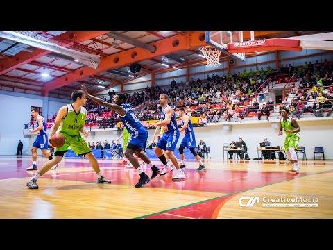 KK Škrljevo vs. KK Cibona - 4. kolo - kompletna utakmica