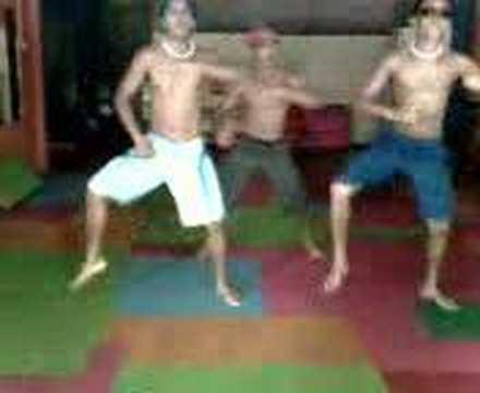Cia fight dance