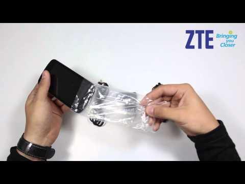 Unboxing ZTE Blade G