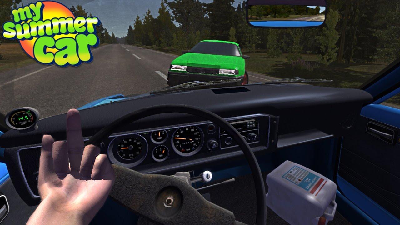 3ffb7a0b7eb My Summer Car - CAR ACCIDENT - YouTube