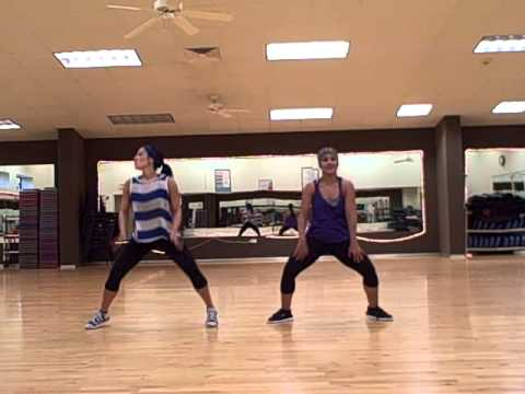 Zumba (dance fitness) – Wiggle by Jason Derulo