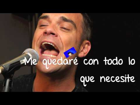 Hunting For You - Robbie Williams (Traducida Al Español)