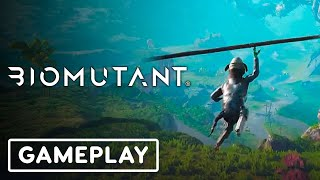 Biomutant - PlayStation 4 and Xbox One Gameplay