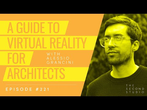 Alessio Grancini on How VR Can Be Used in Architecture Offices