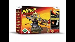 Nerf N-Strike - Wii - Full Game (German / Deutsch)