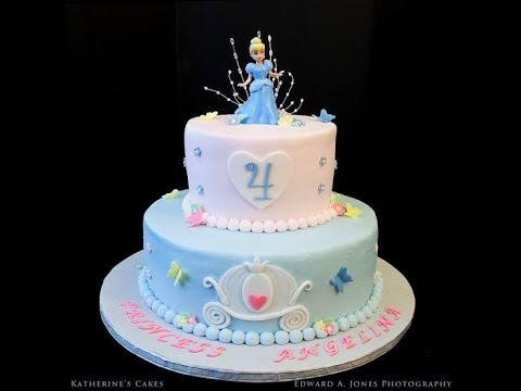Happy Birthday Tisha Cinderella Theme Party YouTube