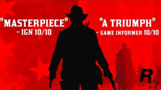 "Red Dead Redemption 2 Trailer ""Fire in Your Eyes"""