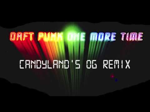 скачать daft punk one more time. Песня Daft Punk - One More Time (Candyland's OG Remix) в mp3 256kbps