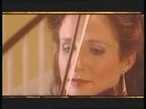 Madeleine Mitchell violin Vivaldi Seasons, Winter