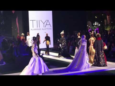 Arab Fashion Week/ FW 16/ TIIYA