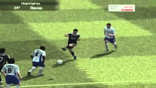 PES 6 Goal Jose Antonio Reyes.