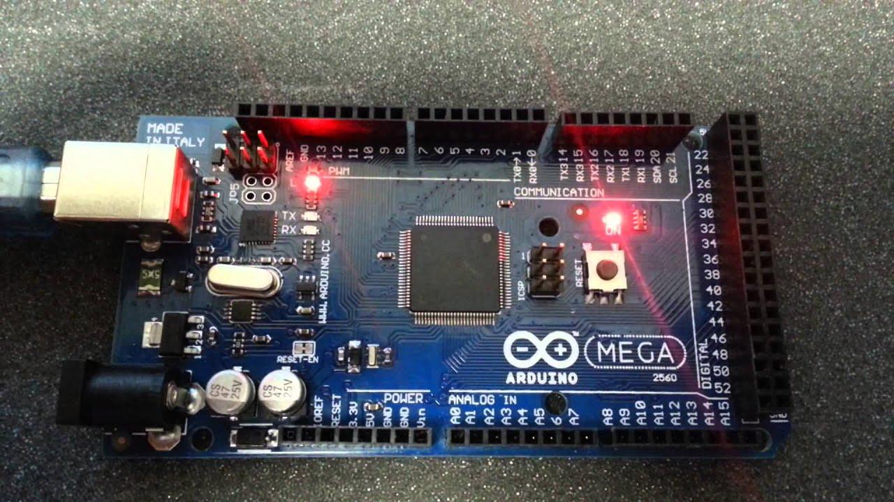 Arduino mega r cheap chinese clone english ᴴᴰ