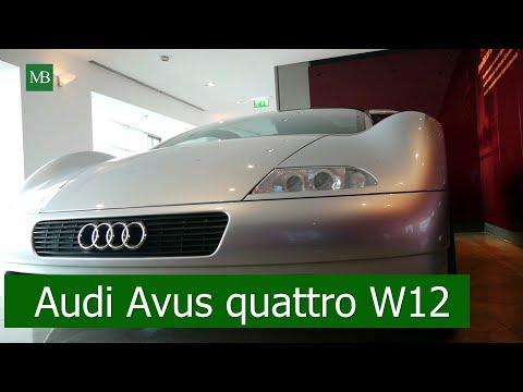 Audi Avus quattro W12 6 0