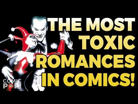 THE MOST TOXIC COMIC BOOK RELATIONSHIPS | The Elseworlds Exchange Podcast