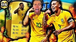 JESUS HAR BLITT MED PÅ REISEN?! 👼🏼🔥 DEN BRASILIANSKE REVOLUSJONEN!! #4