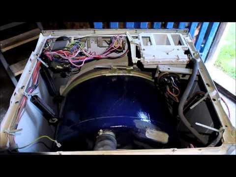 waschmaschine linde 522b test schleudern youtube. Black Bedroom Furniture Sets. Home Design Ideas