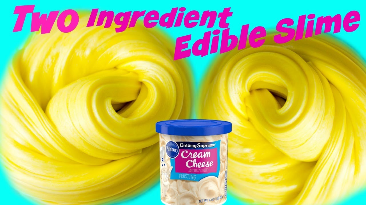Edible butter slime two ingredients diy making edible slime two edible butter slime two ingredients diy making edible slime two ingredient edible butter slime diy ccuart Images
