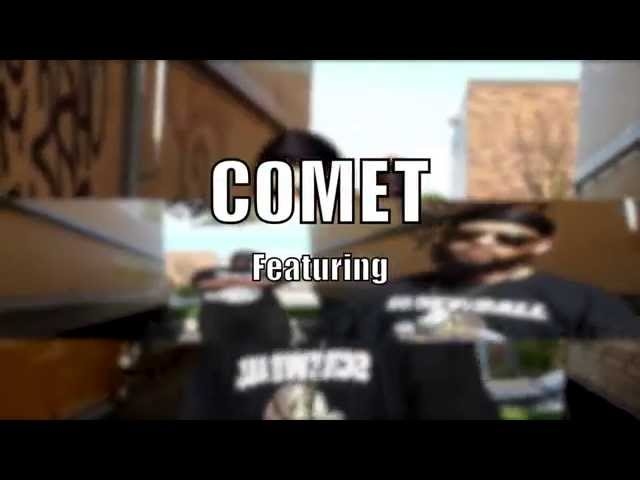 Hunger Pains  Comet ft Blaq Poet pd by Rediculus