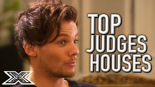 BEST Judges Houses Auditions on The X Factor UK! | X Factor Global