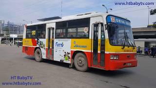 Wheels On The Bus My Dinh  🚌 Nursery Rhymes 4 Kids ♥️ HT BabyTV ✔︎