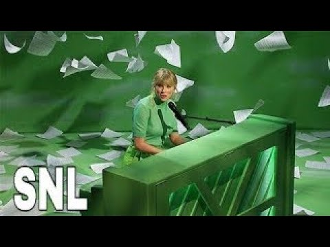 Taylor Swift -  Lover Full Performance at SNL 2019