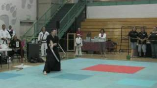 gcc 2009 bushido open at deer valley high school katana kata