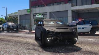 Los Santos Goes to Work - Day 19 - Robbing the Alta Fleeca