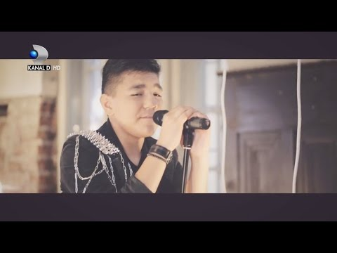 Raul Eregep canta Counting Stars - Videoclip Finala - KIDSing 2014