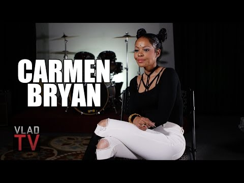 Carmen Bryan on Getting Pregnant by Jay Z, Being Reason for Jay Z / Nas Beef