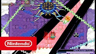 Blaster Master Zero 2 - Launch Trailer (Nintendo Switch)
