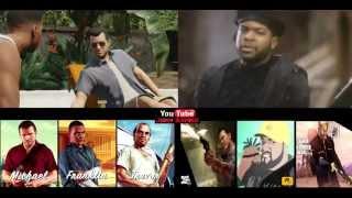 GTA5 - Live action Trailer (Movie) V2 | Jason STATHAM, Ice CUBE, Michael MADSEN
