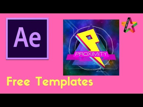 Proximity Audio Visualize[Adobe After Effects Tutorial]  | Spectrum + Template